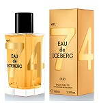 Eau de Iceberg Oud  cologne for Men by Iceberg 2013