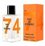 Eau de Iceberg Sensual Musk  perfume for Women by Iceberg 2013