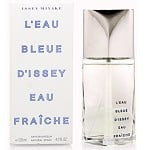 L'Eau Bleue D'Issey Eau Fraiche  cologne for Men by Issey Miyake 2006
