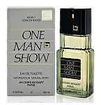 One Man Show  cologne for Men by Jacques Bogart 1980