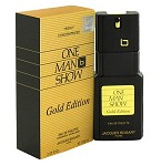 One Man Show Gold Edition  cologne for Men by Jacques Bogart 2011