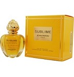 Sublime  perfume for Women by Jean Patou 1992