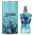 Le Male Summer 2013  cologne for Men by Jean Paul Gaultier 2013