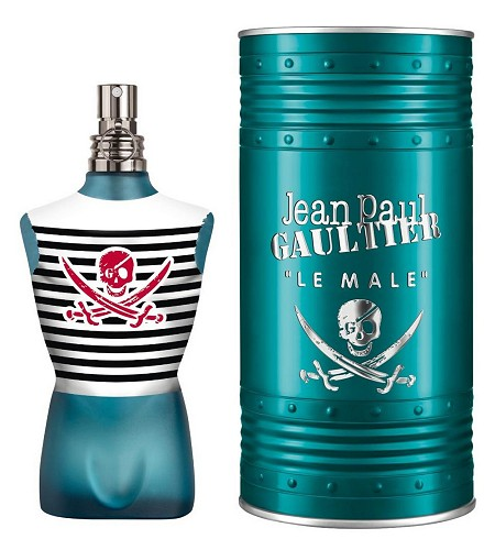 Le Male Pirates Edition cologne for Men by Jean Paul Gaultier