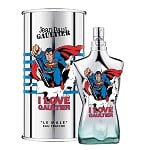 Le Male Superman Edition  cologne for Men by Jean Paul Gaultier 2017