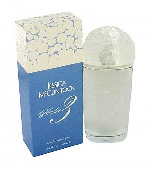 Number 3 perfume for Women by Jessica McClintock