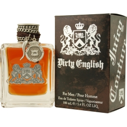 Dirty English cologne for Men by Juicy Couture