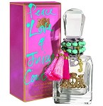 Peace Love & Juicy Couture  perfume for Women by Juicy Couture 2010