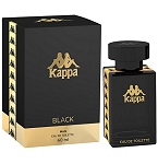 Black  cologne for Men by Kappa 2020