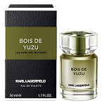 Les Parfums Matieres Bois De Yuzu  cologne for Men by Karl Lagerfeld 2018