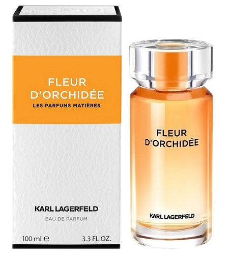 Les Parfums Matieres Fleur d'Orchidee perfume for Women by Karl Lagerfeld
