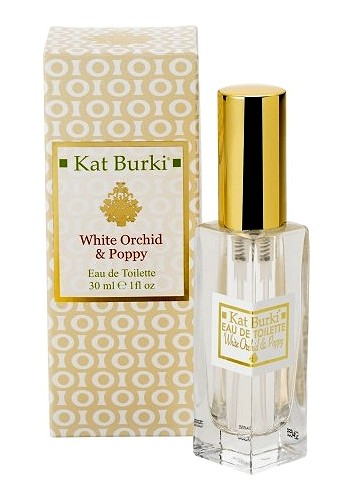 White Orchid & Poppy perfume for Women by Kat Burki