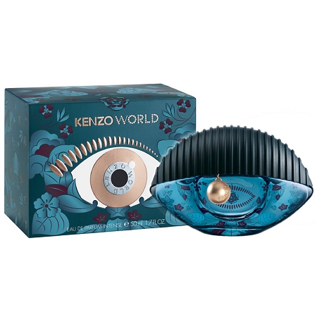 Kenzo World Intense Fantasy Collection perfume for Women by Kenzo