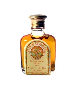 Extrait de Parfum Peche - Peach perfume for Women by L'Occitane en Provence