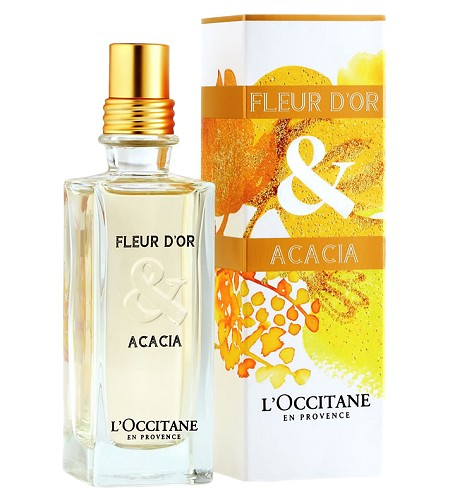 Collection de Grasse - Fleur d'Or & Acacia perfume for Women by L'Occitane en Provence