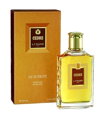 Cedre cologne for Men by L.T. Piver