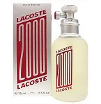 2000  cologne for Men by Lacoste 1999