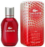 Red  cologne for Men by Lacoste 2004