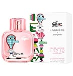 L.12.12 Sparkling Jeremyville Collector Edition  perfume for Women by Lacoste 2020