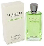 Miracle L'Aquatonic cologne for Men by Lancome - 2003
