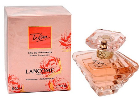 Tresor Eau De Printemps perfume for Women by Lancome