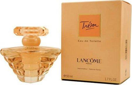 Tresor EDT perfume for Women by Lancome