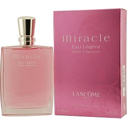 Miracle Eau Legere perfume for Women by Lancome