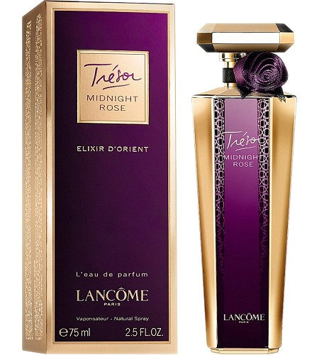 Tresor Midnight Rose Elixir D'Orient perfume for Women by Lancome