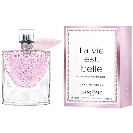 La Vie Est Belle Flowers of Happiness perfume for Women by Lancome