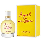 A Girl In Capri perfume for Women by Lanvin