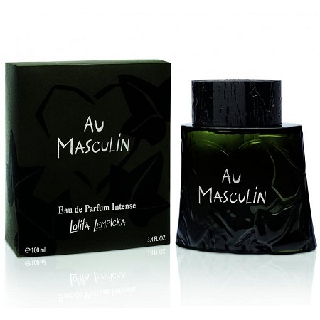 Au Masculin EDP Intense cologne for Men by Lolita Lempicka