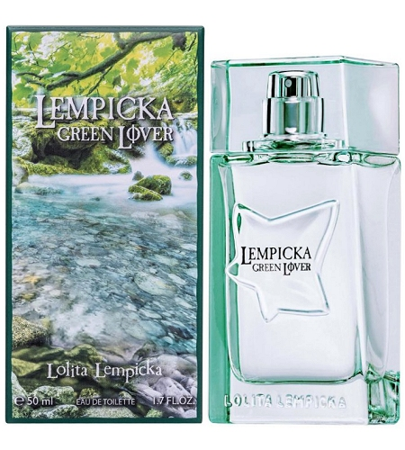Lempicka Green Lover cologne for Men by Lolita Lempicka