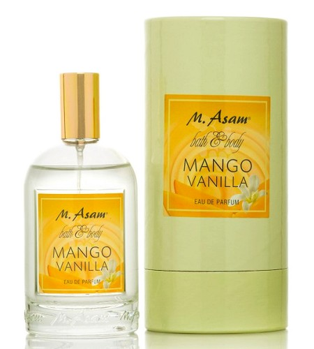Mango Vanilla perfume for Women by M. Asam