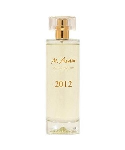 2012 perfume for Women by M. Asam