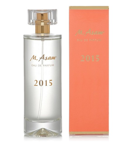2015 perfume for Women by M. Asam