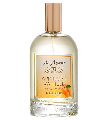 Aprikose Vanille - Apricot Vanilla perfume for Women by M. Asam
