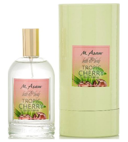 Tropic Cherry Unisex fragrance by M. Asam