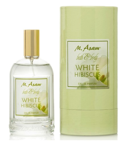 White Hibiscus Unisex fragrance by M. Asam