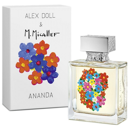 Art Collection Ananda Alex Doll perfume for Women by M. Micallef