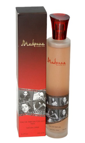 Madonna Nudes 1979 perfume for Women by Madonna Nudes 1979