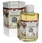 Extrait Double Eau de Cologne Vetiver  cologne for Men by Molinard 1984