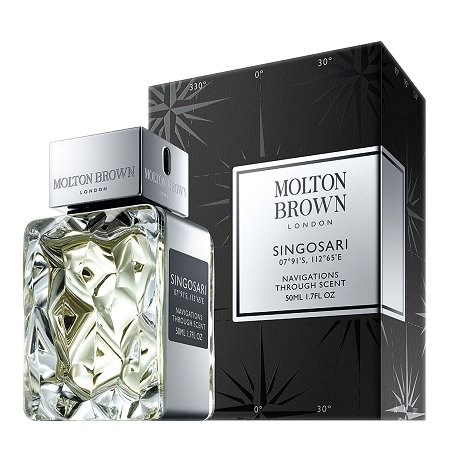 Navigations Through Scent - Singosari Unisex fragrance by Molton Brown