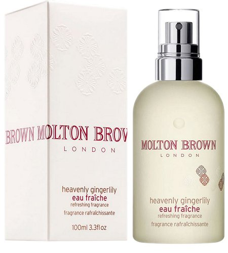 Heavenly Gingerlily Eau Fraiche perfume for Women by Molton Brown