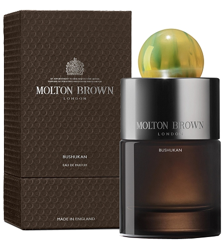 Bushukan EDP cologne for Men by Molton Brown
