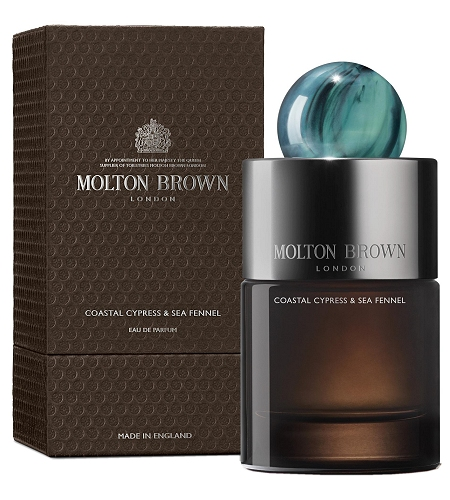 Coastal Cypress & Sea Fennel EDP  Unisex fragrance by Molton Brown 2019