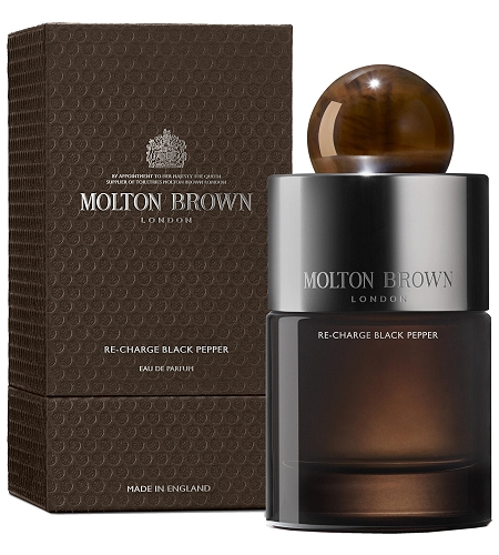 Re-Charge Black Pepper EDP cologne for Men by Molton Brown