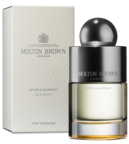 Vetiver & Grapefruit Unisex fragrance by Molton Brown