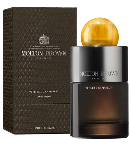 Vetiver & Grapefruit EDP Unisex fragrance by Molton Brown