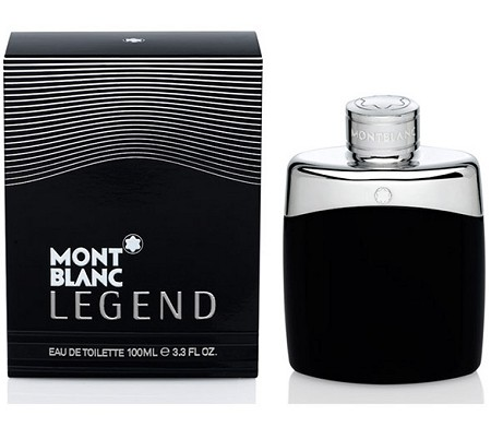 Legend cologne for Men by Mont Blanc