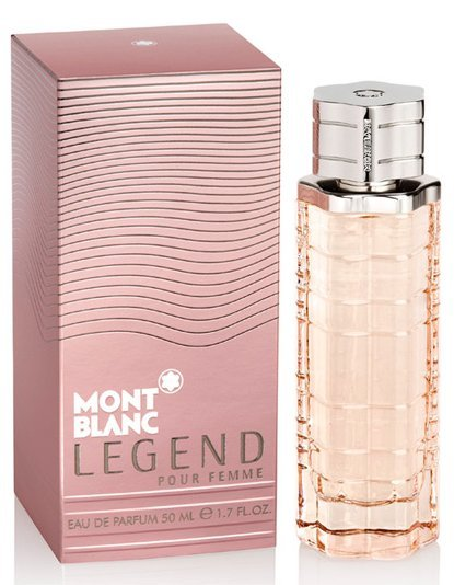 Legend perfume for Women by Mont Blanc